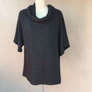 Lou and Grey Cowled neck top